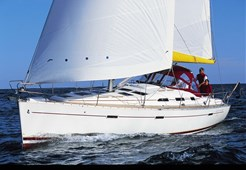 S Beneteau Oceanis 393 for charter in Split
