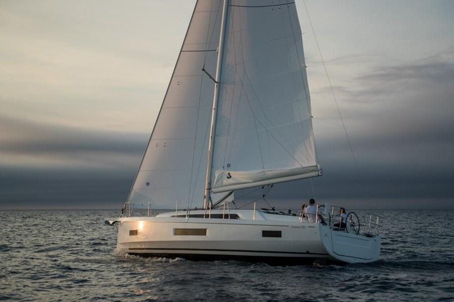 Beneteau Oceanis 40.1 for charter in Trogir