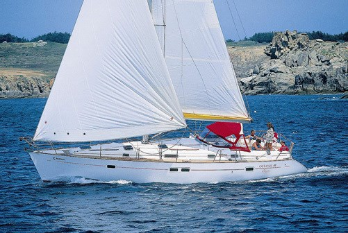 Beneteau Oceanis 411 for charter in