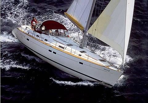 Beneteau Oceanis 411 for charter in Trogir