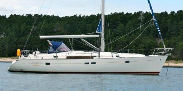 Beneteau Oceanis 411 for charter in Vodice