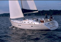 S Beneteau Oceanis 423 for charter in Sukosan