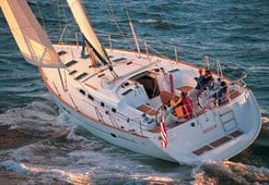 S Beneteau Oceanis 473 for charter in Baska Voda
