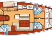 Beneteau Oceanis 50 charter