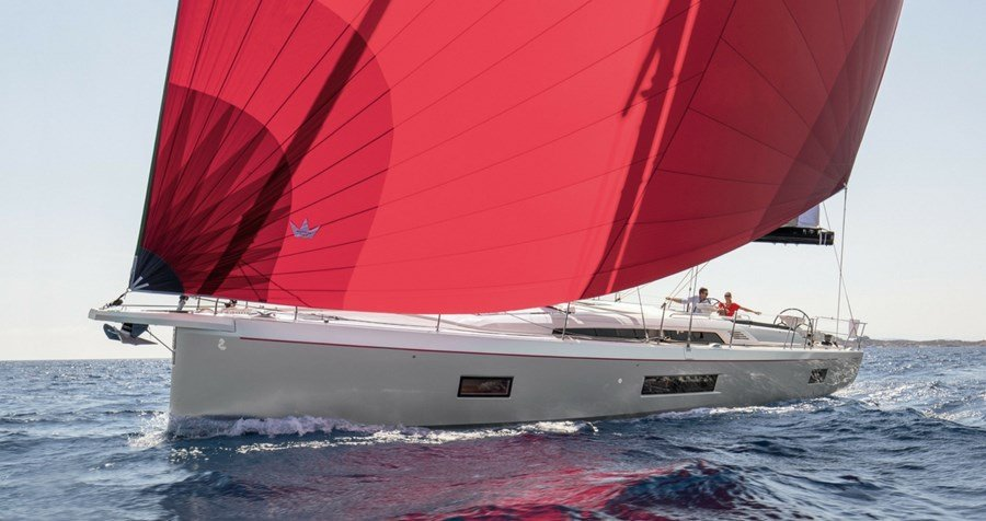 Beneteau Oceanis 51.1 for charter in Seget Donji