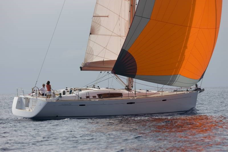 Beneteau Oceanis 54 for charter in Palermo
