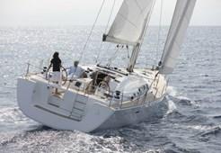 Beneteau Oceanis 54 - 4 cabins for charter in Split
