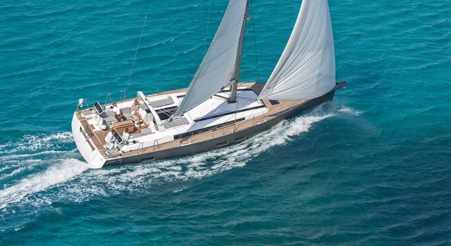 Beneteau Oceanis 55 Owner for charter in Kastela, Split
