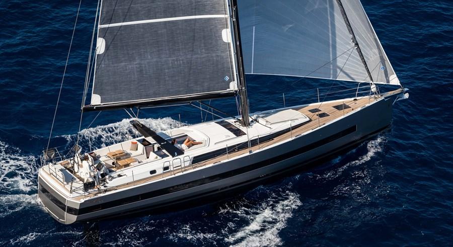 Beneteau Oceanis 62 for charter in Seget Donji