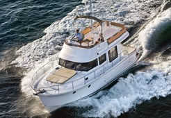 Beneteau Swift Trawler 34 new for charter in Zadar