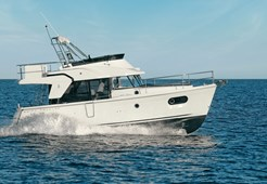 Beneteau Swift Trawler 35 for charter in Pula