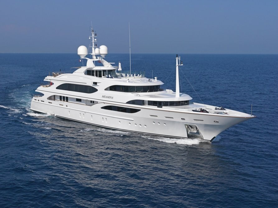 Benetti 195 for charter in Trogir