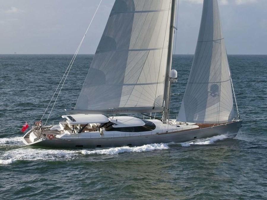 Bloemsma & VanBremen 134 for charter in Split