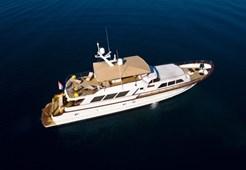 Broward Marine 30 for charter in Split
