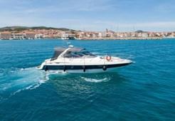 Cranchi 41 Endurance for charter in Split