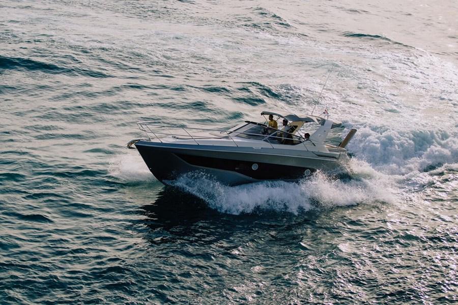 Cranchi Z 35 for charter in Split