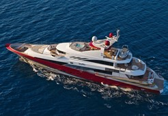 Custom 50 M for charter in Split