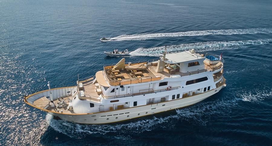 Custom Cruiser  40M for charter in Kastela, Split