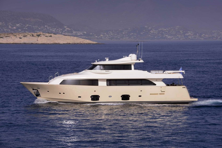 Custom Line Navetta 26 for charter in Split