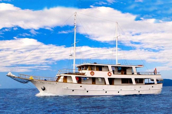 Custom Otac Nikola for charter in Dubrovnik