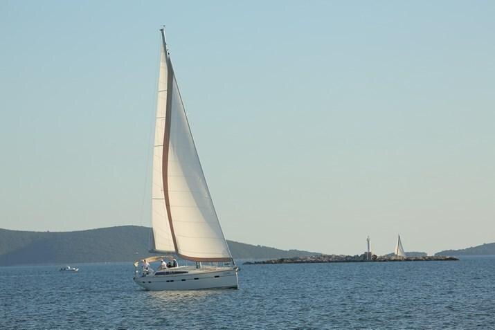 D&D Kufner 54.2 for charter in Split