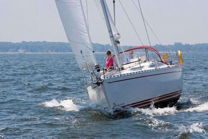 Delphia 37.3 for charter in Sibenik