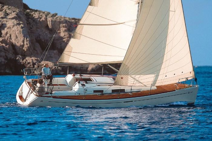 Dufour 34 for charter in Kastela, Split