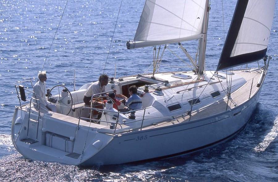 Dufour 385 for charter in Kastela, Split