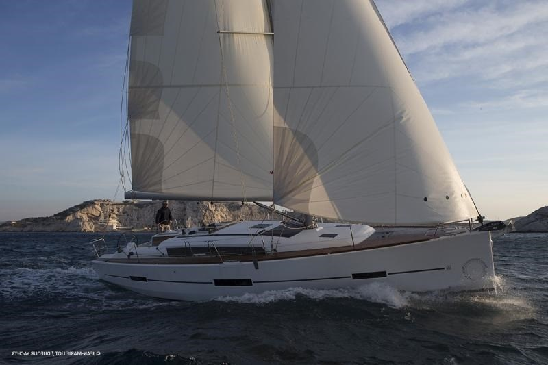 Dufour 410 GL for charter in Pula