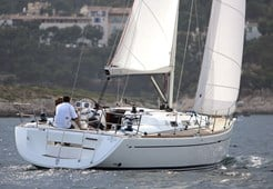 Dufour 44 for charter in Murter