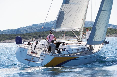 Dufour 44 Performance for charter in Mali Losinj