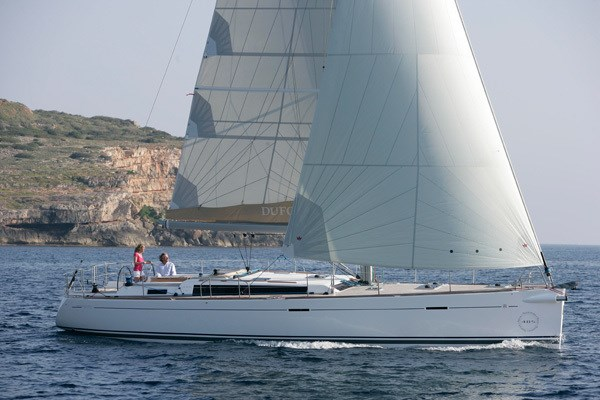 Dufour 485 Grand Large for charter in Rogoznica