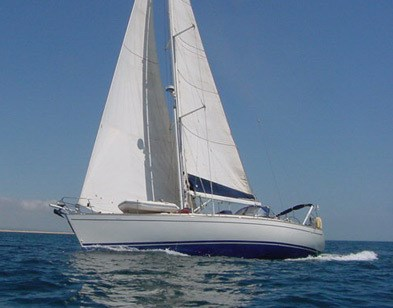 Dufour 50 for charter in Pula