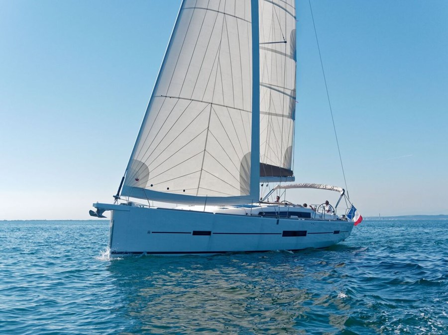 Dufour 512 Grand Large for charter in Trogir