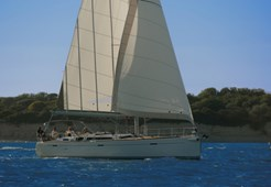 Dufour 525 Grand Large for charter in Pula