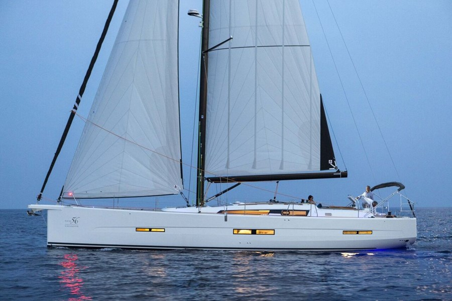 Dufour 56 Exclusive for charter in Primosten