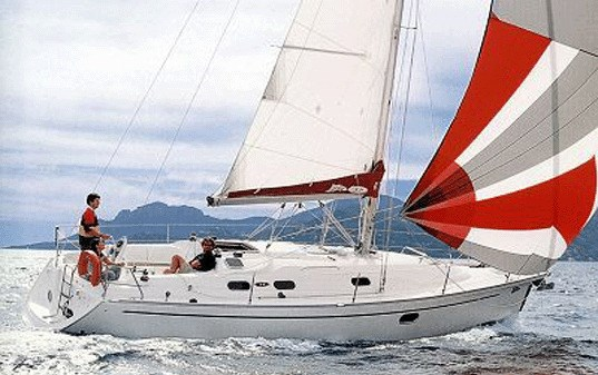 Dufour GibSea 37 for charter in Portoroz