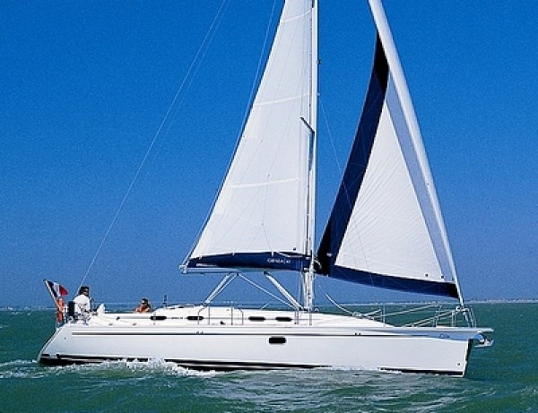 Dufour GibSea 41 for charter in Biograd