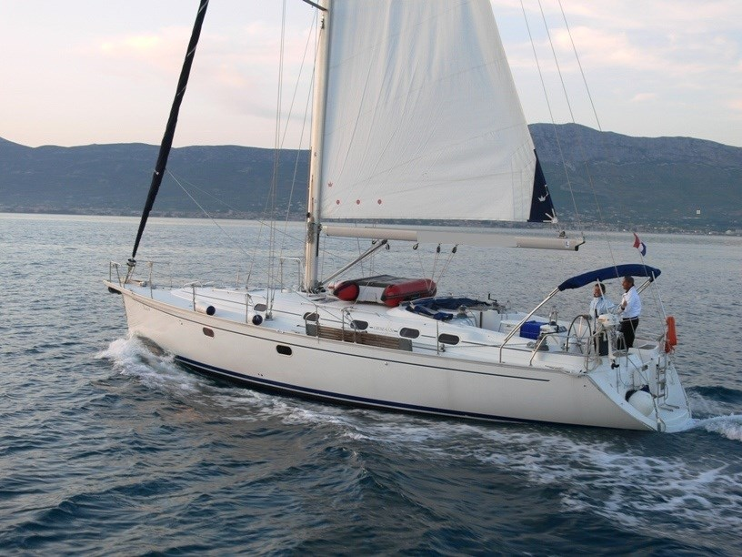 Dufour GibSea 51 for charter in Split