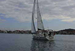 Elan 31 for charter in Biograd