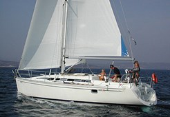 S Elan 36 for charter in Krvavica