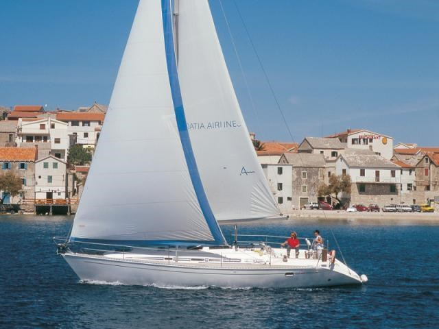 Elan 431 Team for charter in Vodice