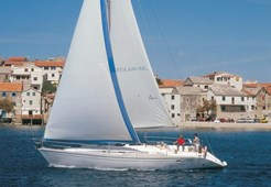 S Elan 431 Team for charter in Vodice