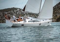 Elan 45.1 for charter in Primosten