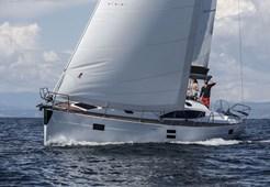 Elan 45 Impression owner for charter in Pirovac