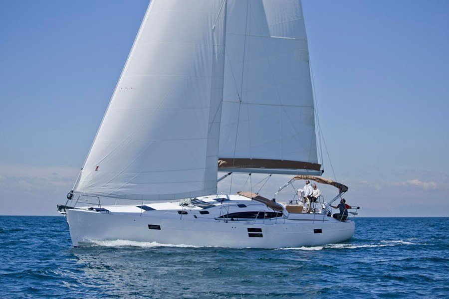 Elan 494 Impression for charter in Zadar