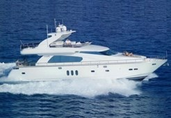 L Elegance 70 for charter in Sibenik