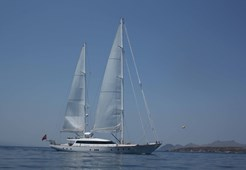 Esen Yacht 118 for charter in Split