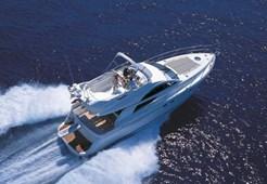 Fairline Phantom 46 for charter in Ugljan