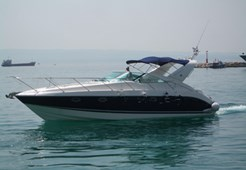 M Fairline Targa 40 for charter in Opatija